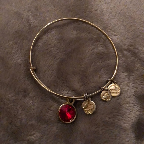 c356481397 Alex and Ani Jewelry - Alex and Ani July Birthstone Bracelet